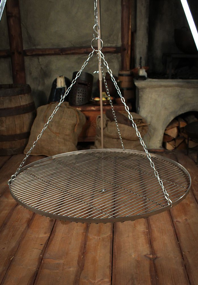 Grillrost 70cm, Edelstahl