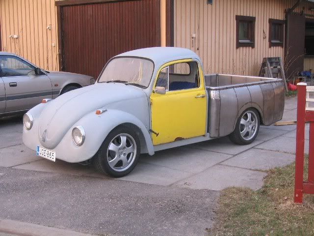 beetle pickup - Page 2 - VW Forum - VZi, Europe's largest VW, community and sales
