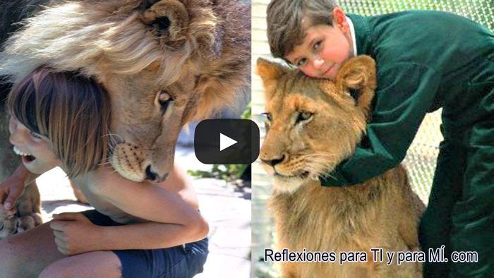 Reflexiones para TI y para MÍ: * 5 Niños Que Fueron Criados Por Animales