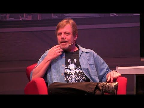 Full Mark Hamill conversation with James Arnold Taylor at Star Wars Weekends 2014 - YouTube