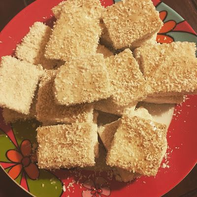 Paleo gingerbread spice marshmallows