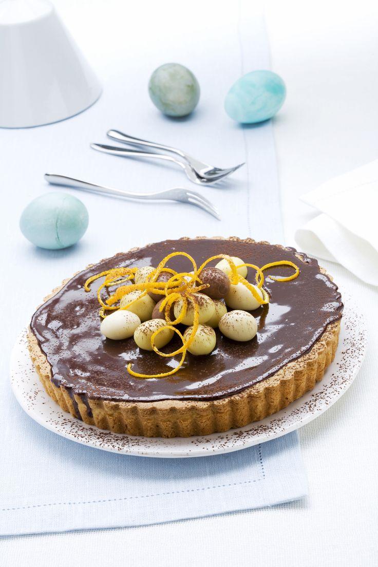 Per Pasqua, oltre alla tipica colomba, il grande protagonista è il cioccolato. Impara questa ricetta
