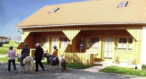 Ferienhaus Krieger - Urlaub auf dem Bauernhof im Unterallgäu