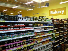 Tesco supermarket. How to save on food: http://www.helpmetosave.com/2011/09/save-on-food/