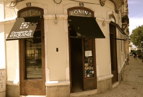 GASTRONOMIA:Cervejaria da Esquina, Lisboa - MyGuide
