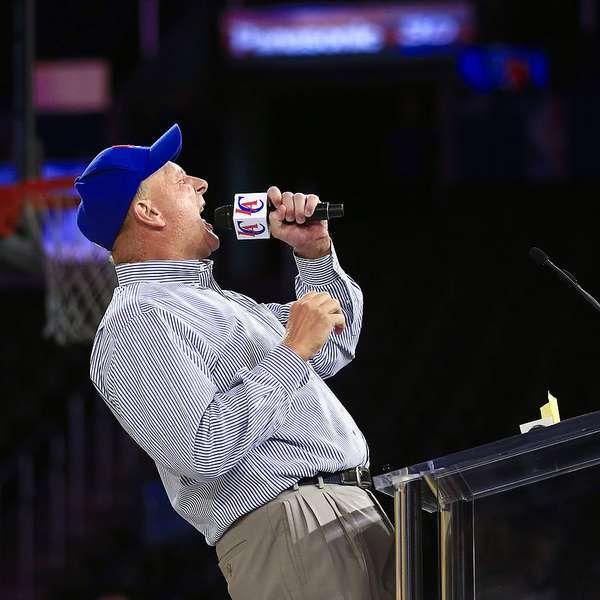 Steve Ballmer se presenta como dueño de Los Ángeles Clippers