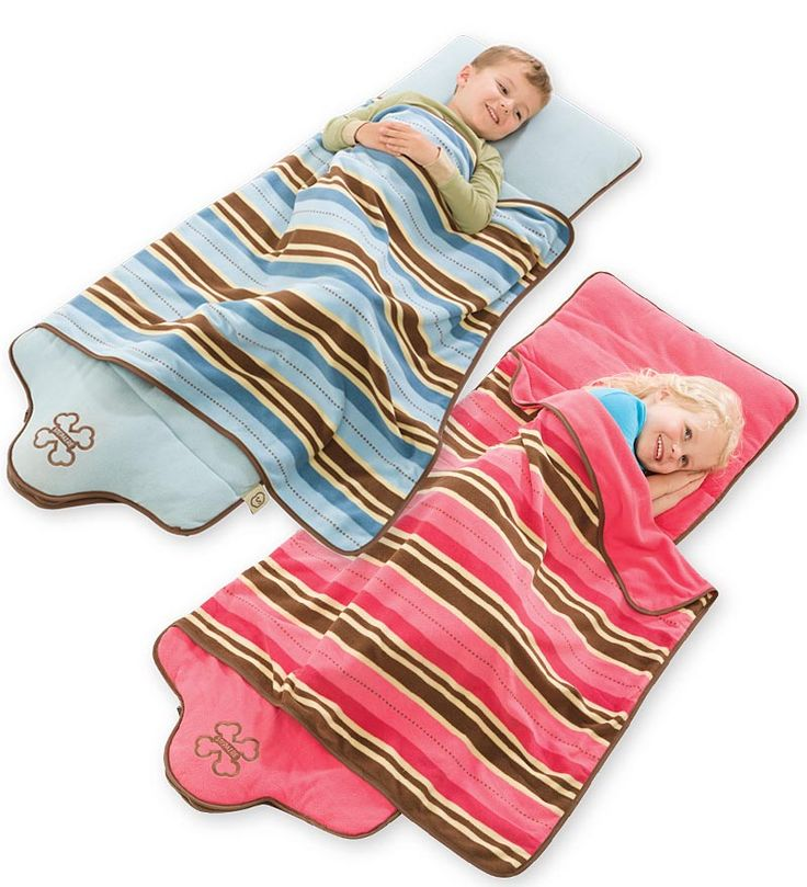 All-in-One Inflatable Nap Pad, I'm thinking great for travel!