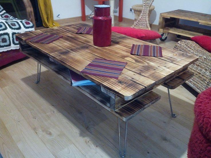 66 best meuble palette images on Pinterest Woodworking, Home ideas - le bon coin toulouse location meuble