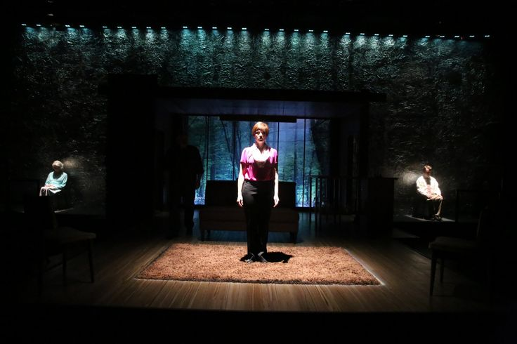 Marjorie Prime. Olney Theatre Center. Scenic design by Misha Kachman.