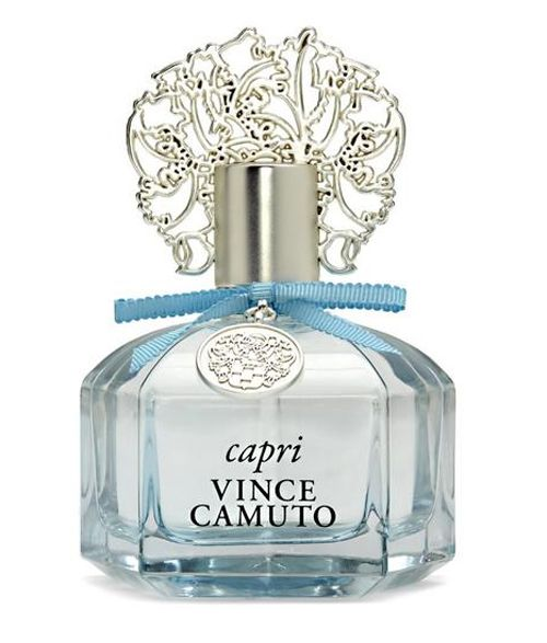 Vince Camuto Capri $82-- the notes are floral and fruity but very fresh.