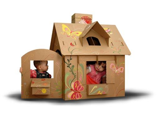 images about cardboard house designs on Pinterest    cardboard house plans   Google Search