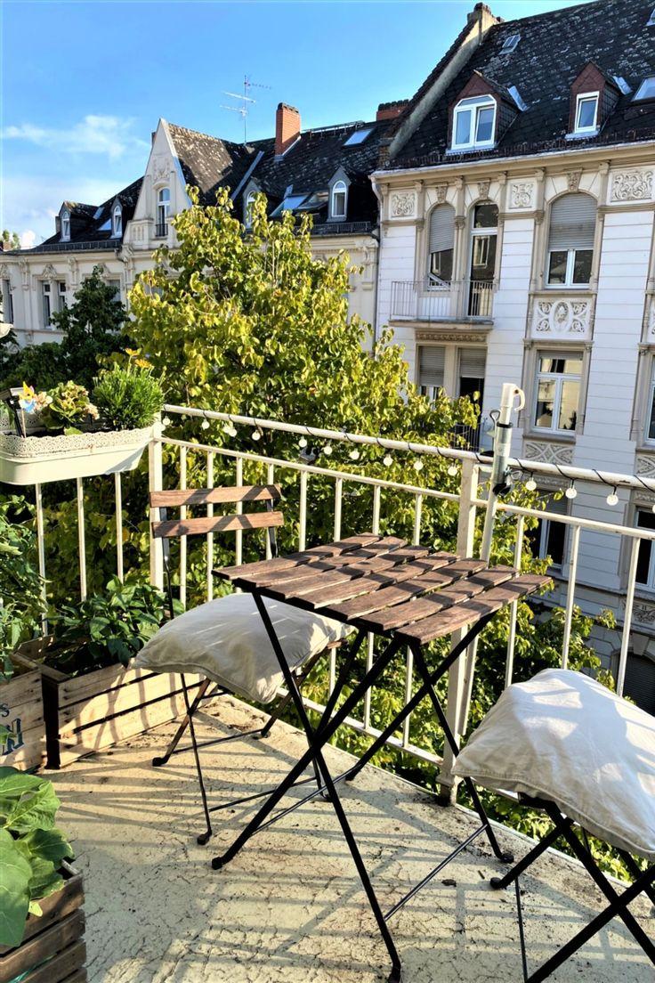 Großartiger WG Balkon mit Bepflanzung in 21   Bepflanzung ...