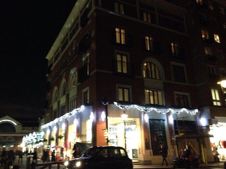 Southampton Street side of the Market