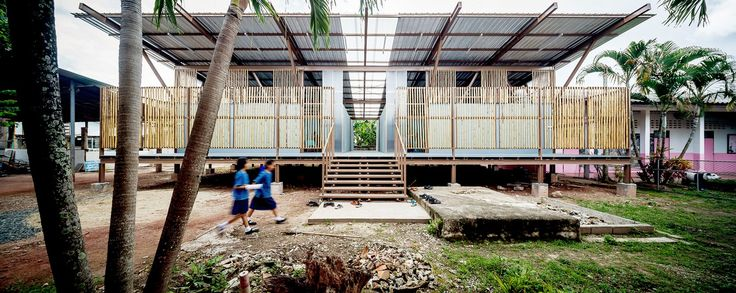 From the earthquake disaster in the northern part of Thailand, Chiang Rai province, on the 5th May in 2014…  Baan Nong Bua School, the local school which pr...