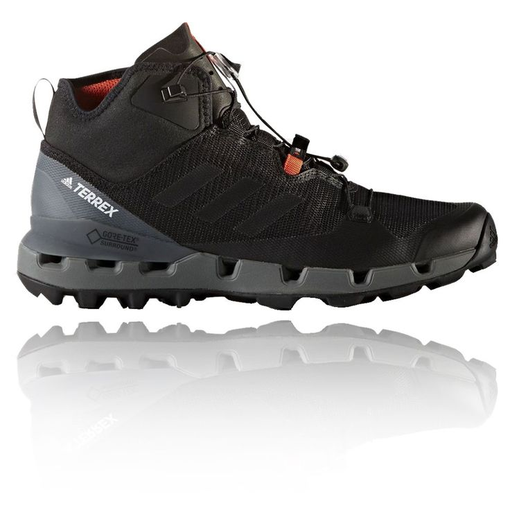 Adidas Terrex Fast Mid Gore-Tex Surround Walking Boots - SS18 - 10% Off | SportsShoes.com