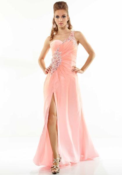 Riva prom dresses one shoulder