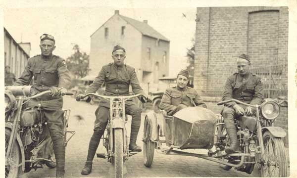 See More WWII Motorcycles on Our Pinterest Page at http://pinterest.com/lcralliesinfo/world-war-ii-motorcycles/     Ride safe,  JB	    LightningCustoms.com Motorcycle Rallies Site  http://www.lightningcustoms.com/motorcycle-events.html