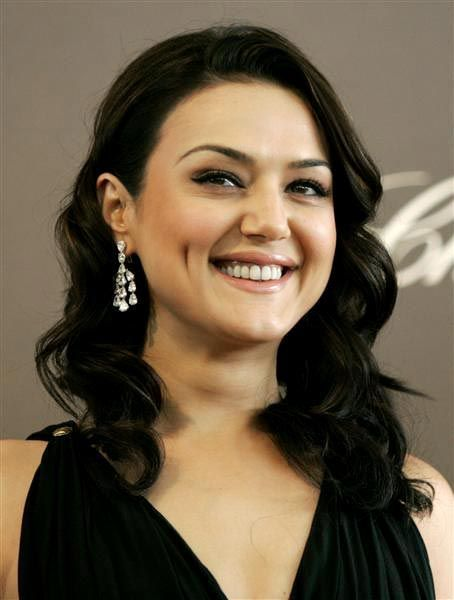 Preity Zinta - Bollywood Actress Profile