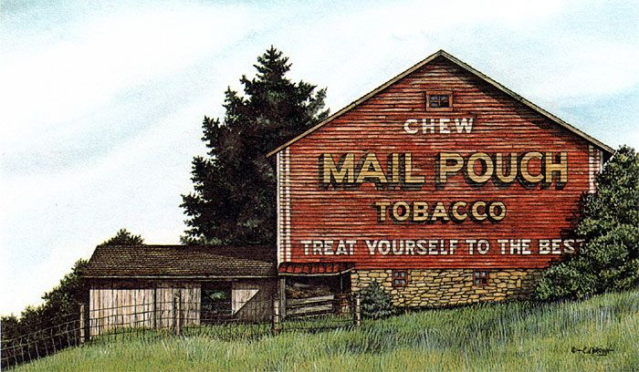 Chew Mail Pouch Tobacco ~ Treat Yourself to the Best