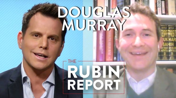 Douglas Murray and Dave Rubin Talk Free Speech, ISIS, Israel (Full Inter...