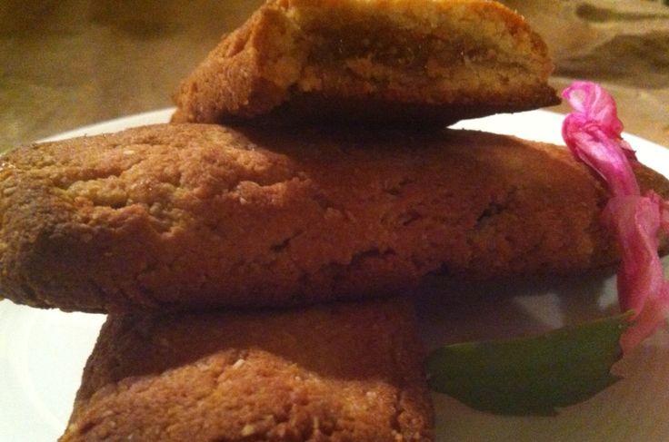 Suikervrije Vijgen koekjes met amandelmeel