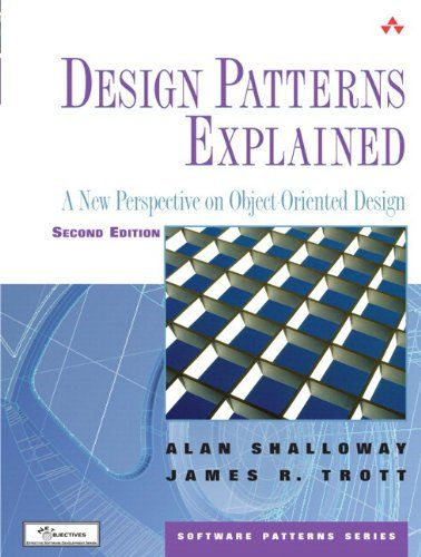 Design Patterns Explained: A New Perspective on Object-Oriented Design (Software Patterns Series) by [Shalloway, Alan, Trott, James R.]