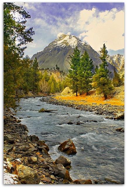 Naltar Valley, Gilgit-Baltistan, Pakistan