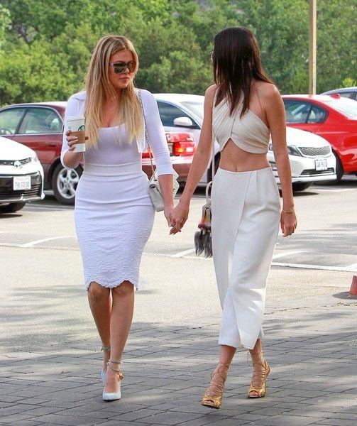 Khloe Kardashian Photos: The Kardashian-Jenner Family Celebrates Easter