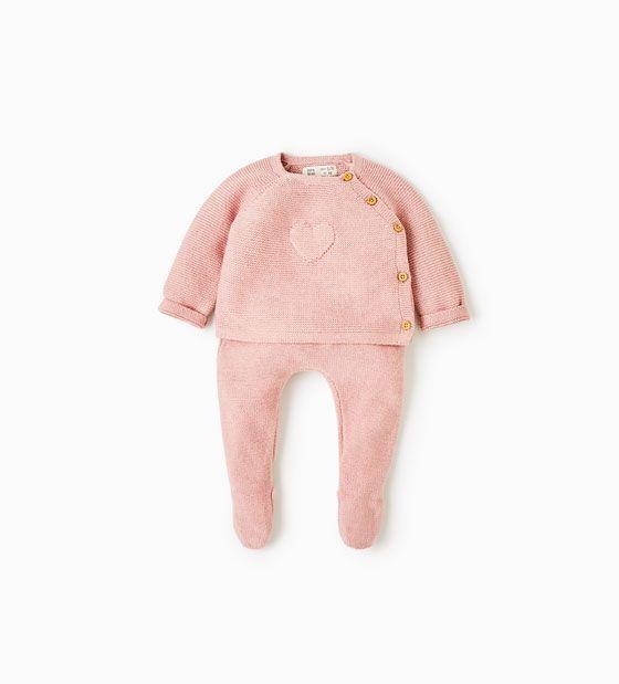 Nouvelle collection Mini pour nouveau-né | ZARA Canada