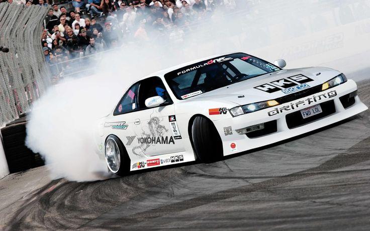 Nissan Nissan 200SX Nissan Silvia S14 Nissan Silvia S14 Kouki drifting cars