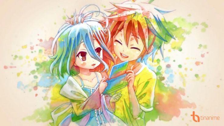 Kết quả hình ảnh cho Sora dễ thương và ông anh trai Haru