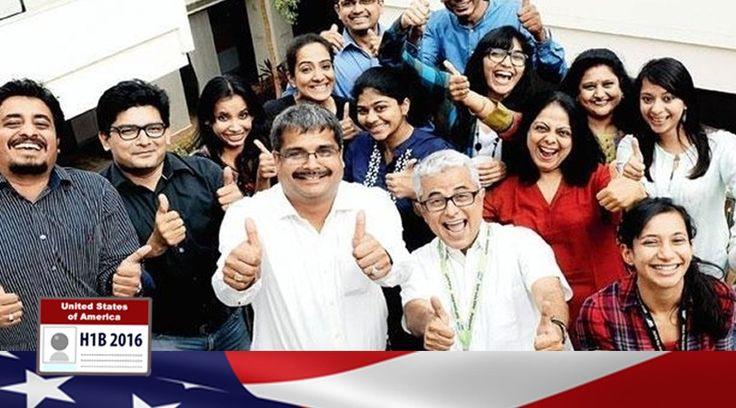 India Gets The Majority of H1B visas