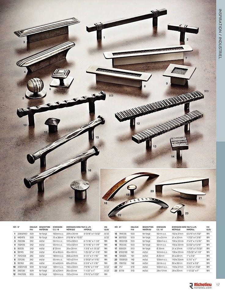 Catalogue - Collection - page 17 - Quincaillerie Richelieu