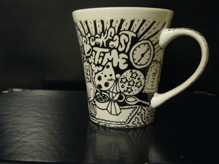cup - front