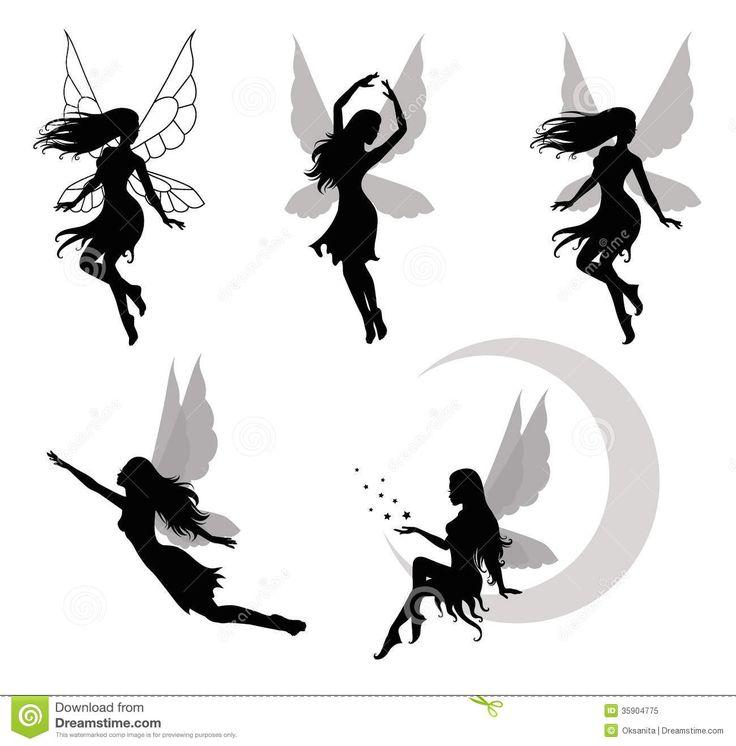 Dandelion Fairy Stock Images - Image: 18968814