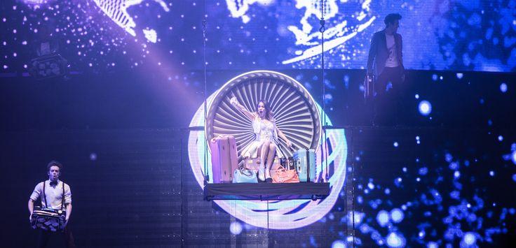 Koncert Violetta Live, Atlas Arena, Łódź, 29.03.2015