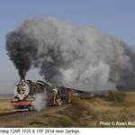 Trains - Reefsteamers to Magaliesburg