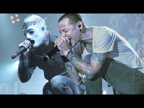 This is the psycho Corey Taylor...Slipknot vs his band Stone Sour. Writer, musician, vocalist, actor, daddy, husband, hot. Hells yeah! And with one of my favorite bands 😈 Linkin Park / Slipknot - Psychofaint [OFFICIAL MUSIC VIDEO] [FULL-HD]