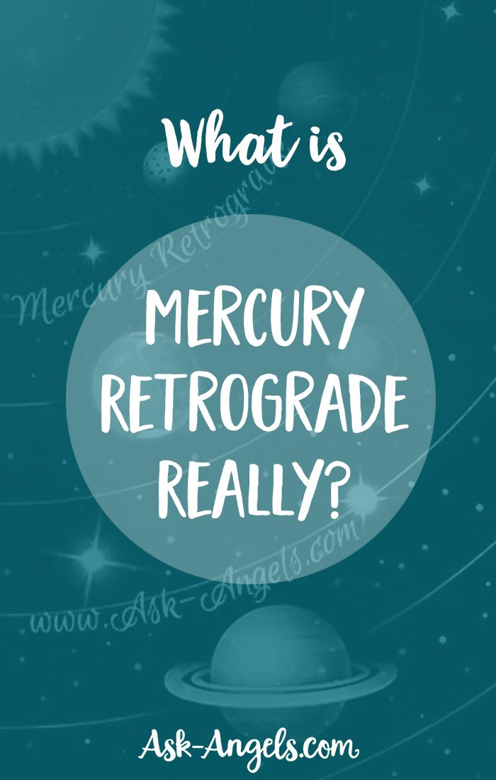 What is Mercury Retrograde Really?