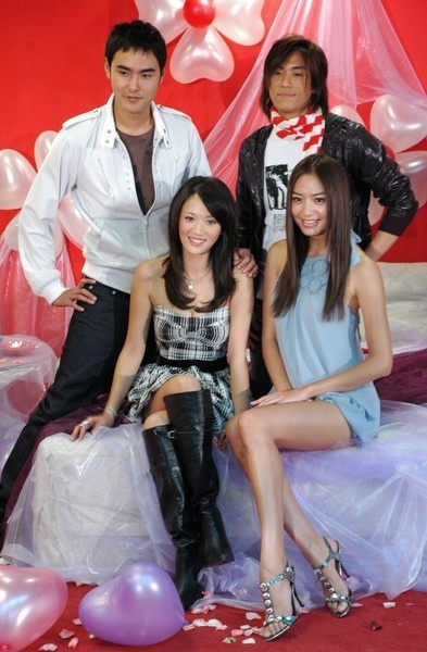 Fated to Love You cast- Baron Chen as Dylan steals the second lead role here and does an awesome job in this great T Drama. I did not like the first episode so much but glad I stuck with it good drama