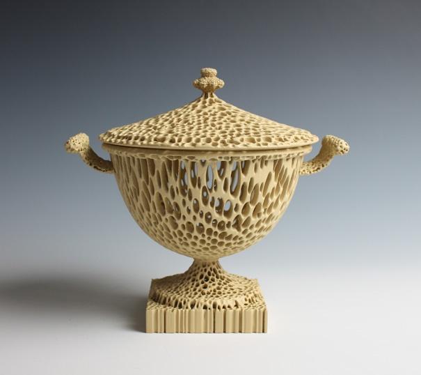 ceramic potter Michael Eden