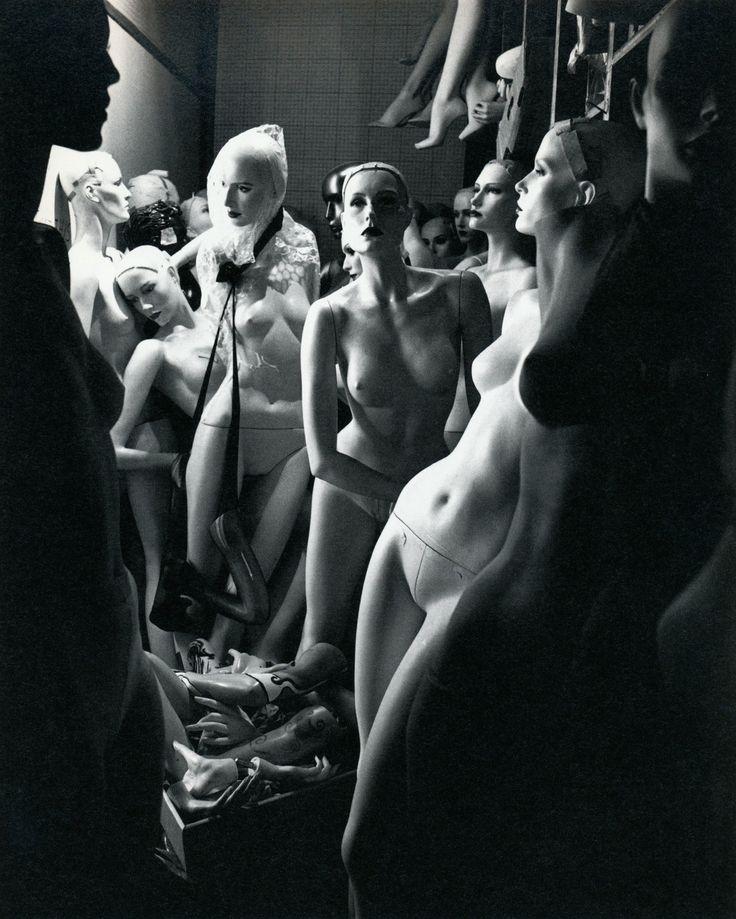 Mannequins (by Jason Langer www.jasonlanger.com)