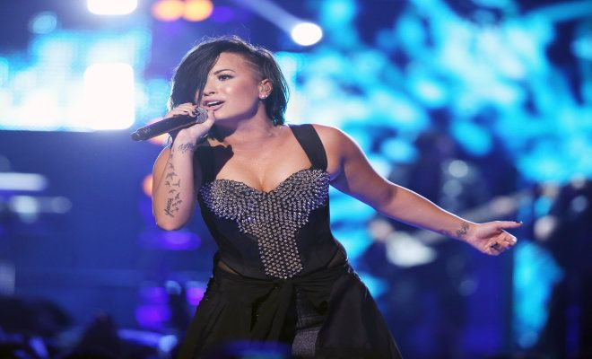 Demi Lovato Gets New Tattoo: Meaning Behind the Numbers