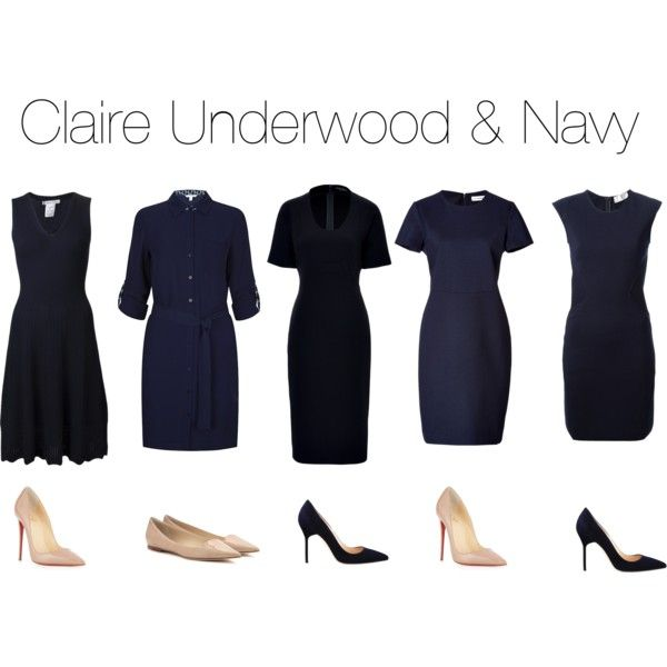Claire Underwood & Navy