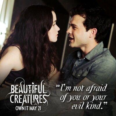 #BeautifulCreatures - Ethan & Lena