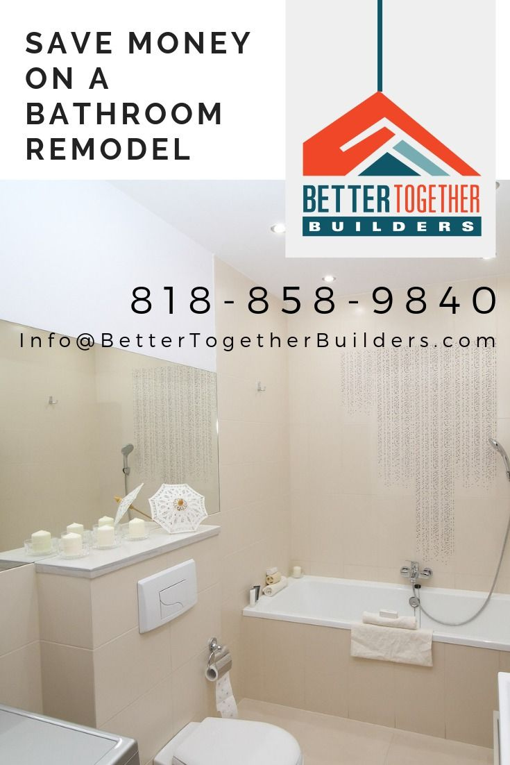 So What Can You Do To Save Money On A Bathroom Remodel Contact Us Now Bathrooms Remodel Remodel Kitchen Bathroom Remodel