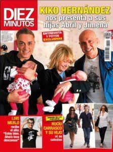 El Kiosko Rosa… 19 de julio de 2017: revista diez minutos