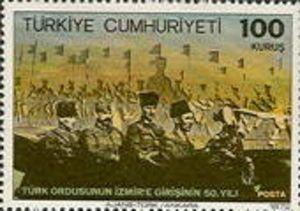 Izmir liberation 1972