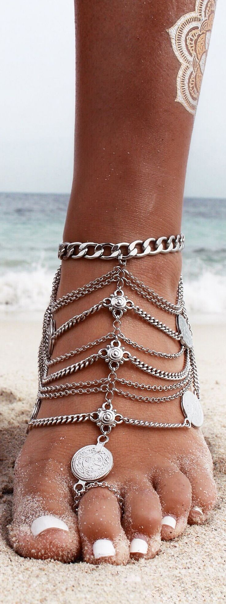 Boho jewelry style Más                                                       …