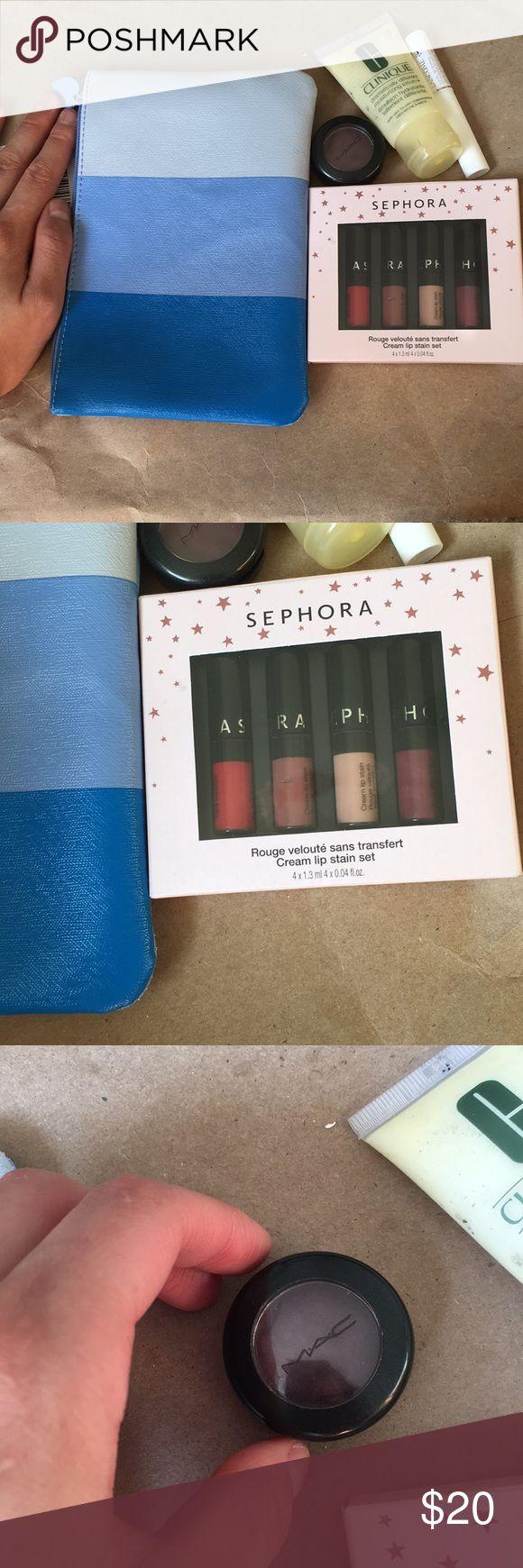 Sephora MAC Lancôme Clinique Makeup Beauty Bundle Price is